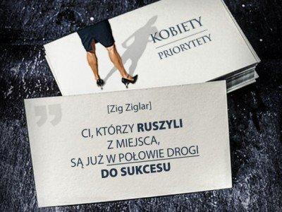 Cytat Kobiety Priorytety