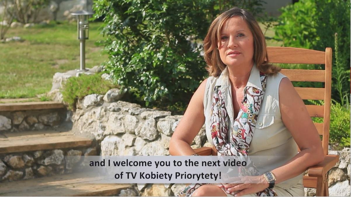 TV Kobiety Priorytety: Ta jedna najważniejsza rzecz potrzebna nam kobietom doosiągnięcia sukcesu