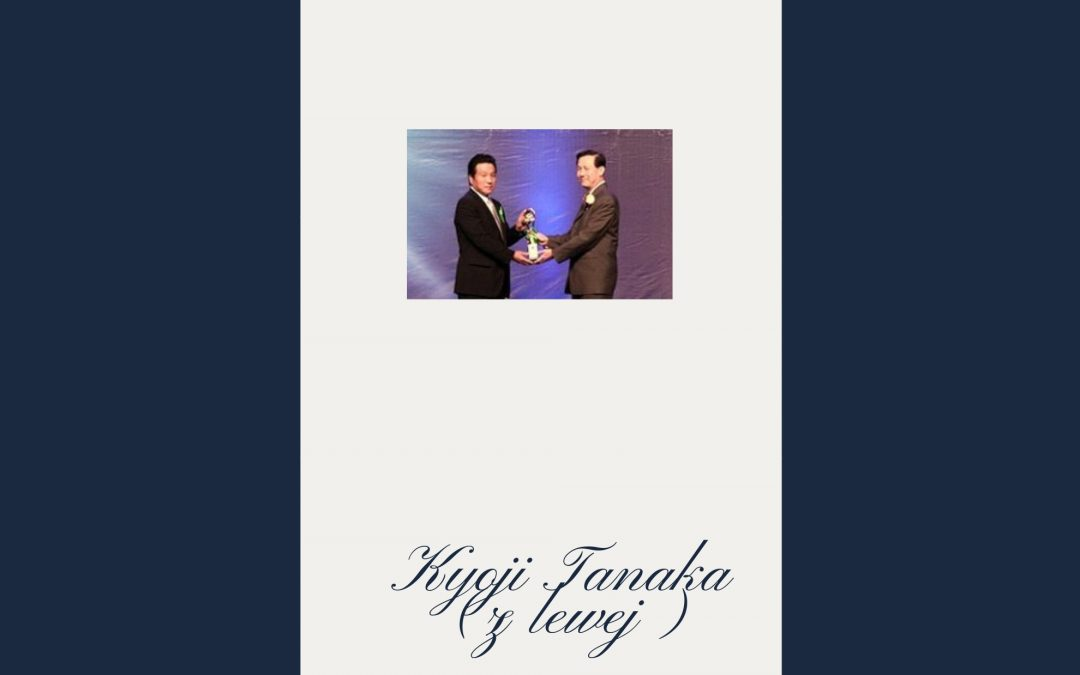 """Przywództwo czyli ,,Nigdy nieuciekaj"""" – wywiad zKyoji Tanaką, Dyrektorem Zarządzającym Tokai Easter Rubber"""