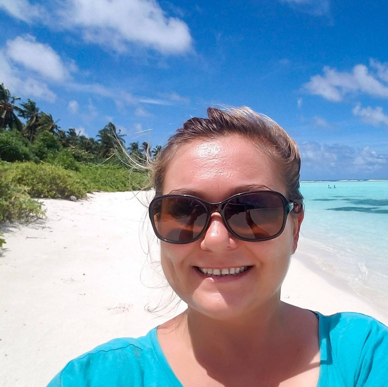 If not me, then who?!  Magdalena Typel – Our Polish Maldives  IN THE NEXT EPISODE OF THE INSPIRING WOMAN CYCLE