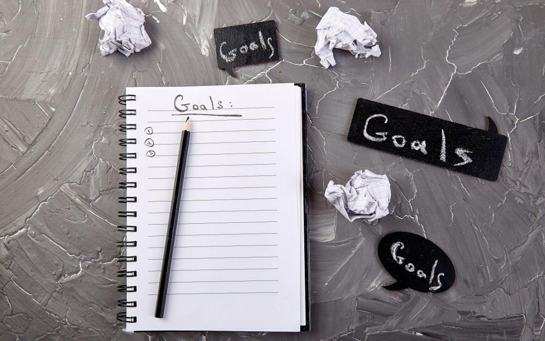 Odczego zacząć, czyli jak wyznaczać cele?