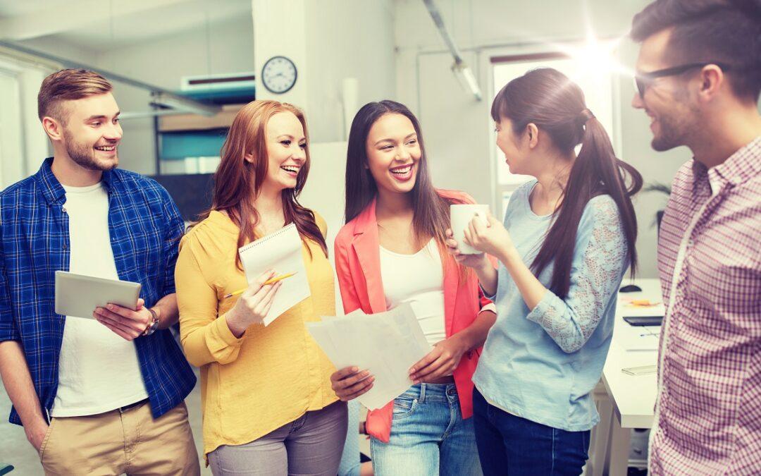 Jak usprawnić komunikację wzespole?