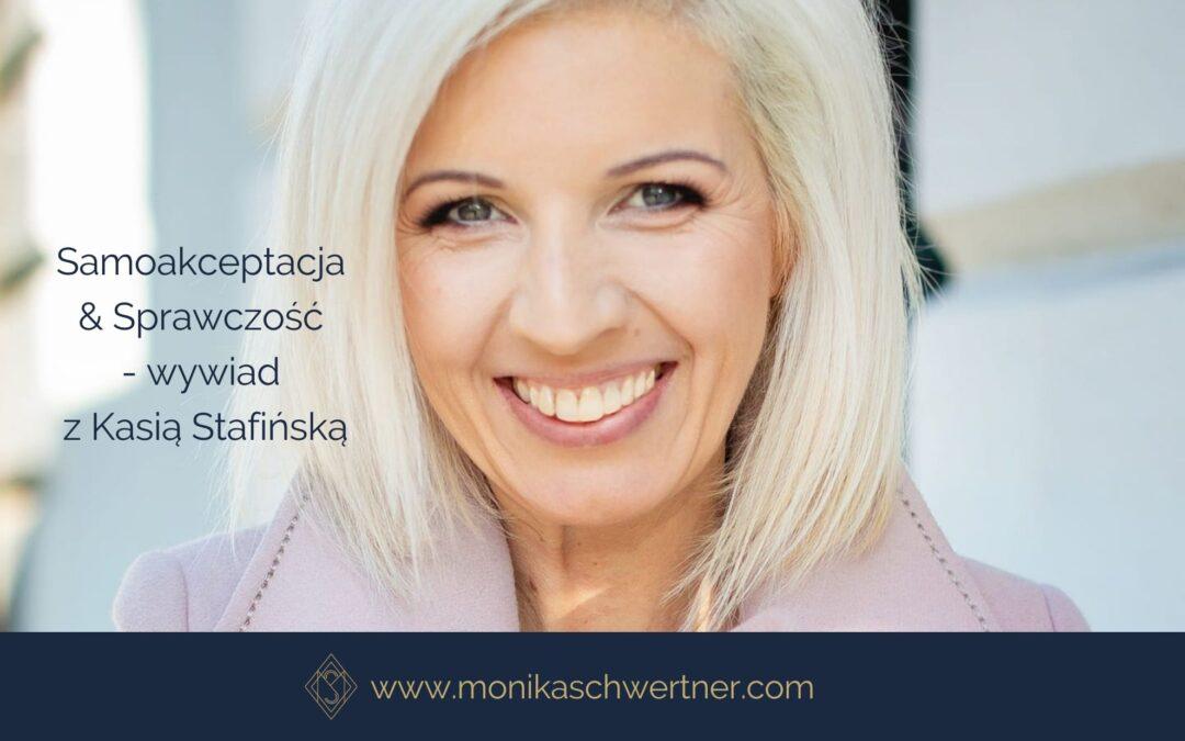 Akceptuj siebie idziałaj! Wywiad z: Kasia Stafińska, Executive Area Manager, Arbonne