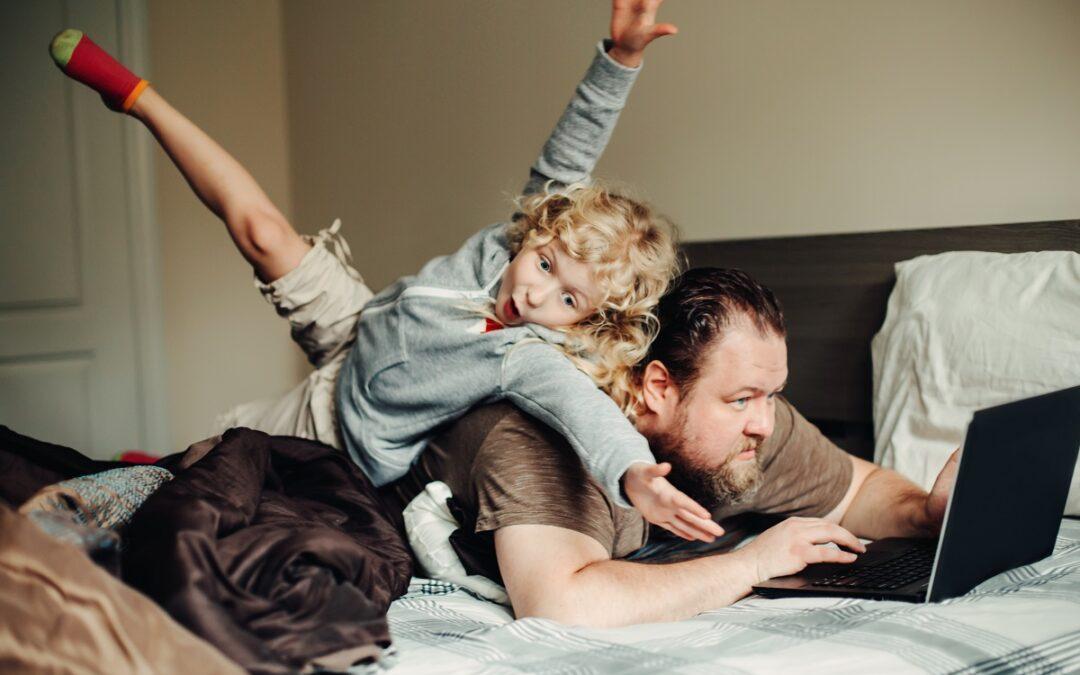 Praca zdalna ażycie rodzinne – czyda się topogodzić?