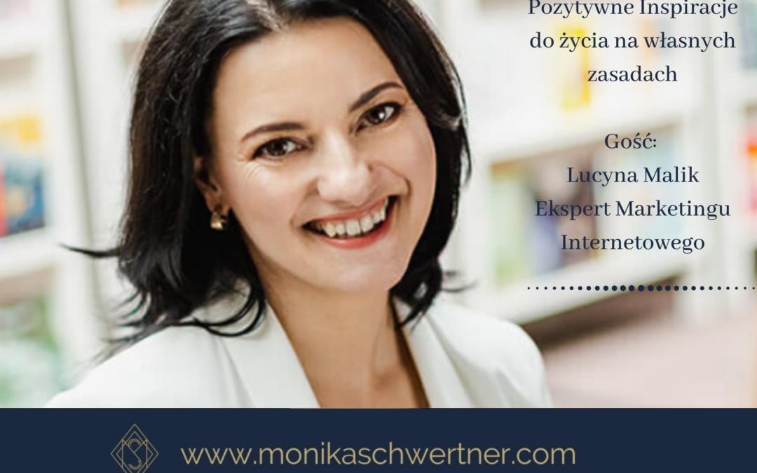 Czypraca może być naszą pasją. Wywiad z: Lucyna Malik – Ekspert Marketingu Internetowego