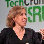 Sylwetka kobiety sukcesu - Susan Wojcicki