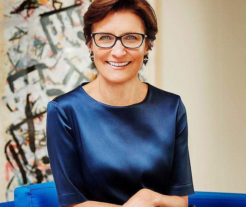 Sylwetka kobiety sukcesu – Jane Fraser – dyrektor naczelny Citigroup